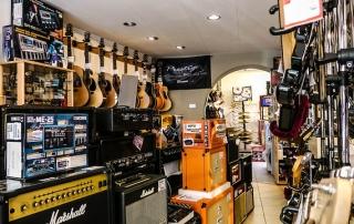 חנות מוסיקה